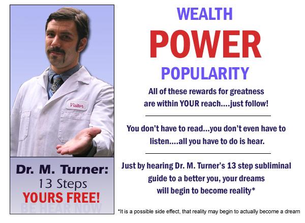 Dr. M. Turner